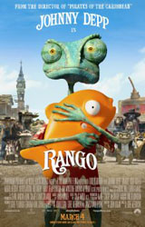 Rango at the Garden Theater
