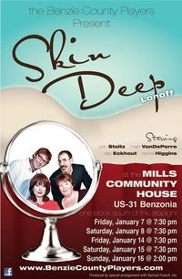 Benzie County Players: Skin Deep